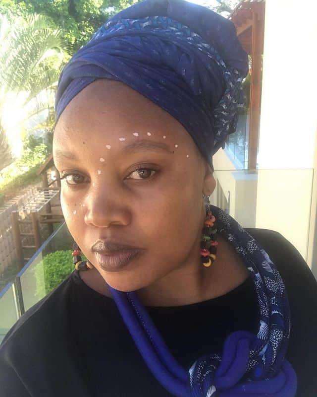 Mbali KaShongwe Gcabashe